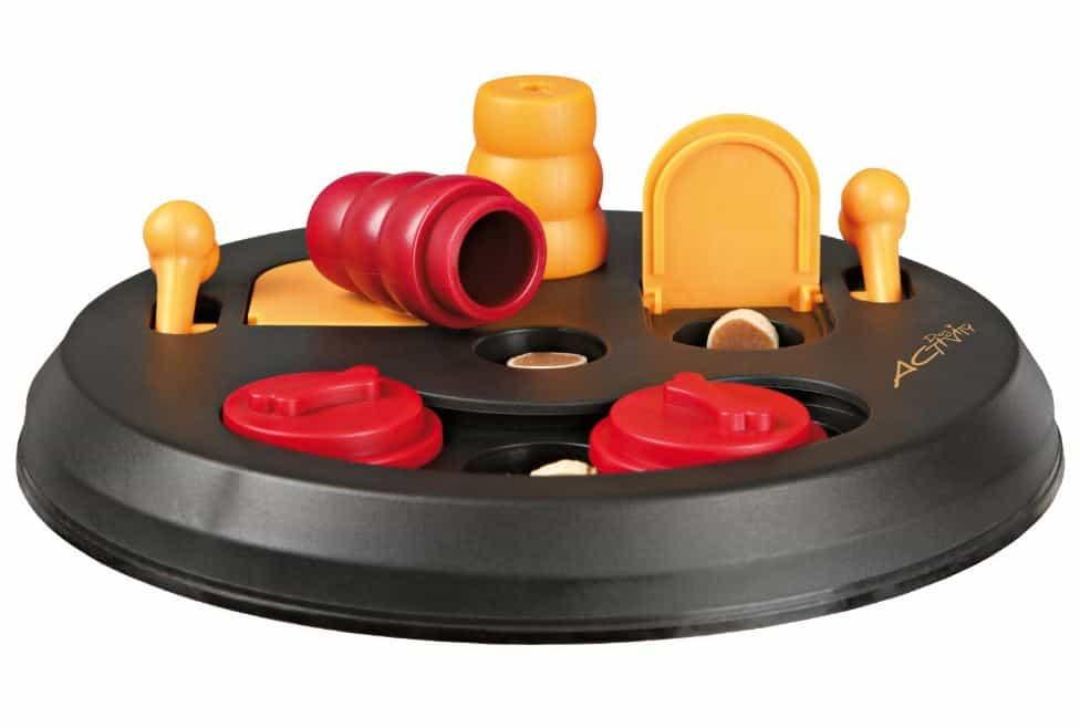 Intelligenzspielzeug für Dackel